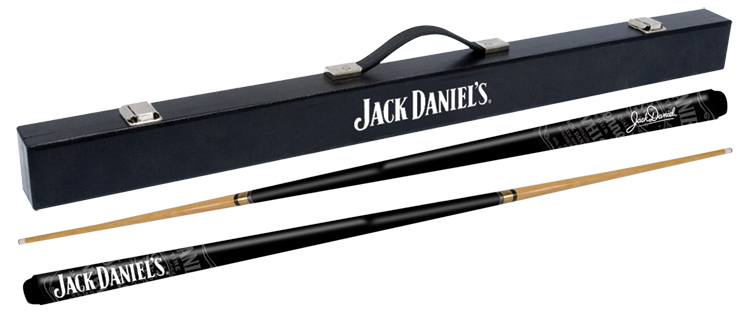 Jack Daniels Cue And Case Combination Palko Billiards
